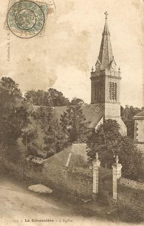 eglise-et-presbytere-la-gouesniere